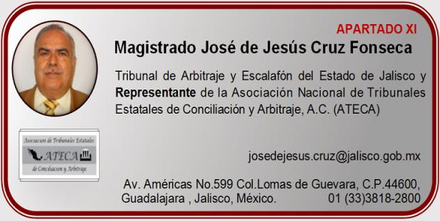 Magistrado José de Jesús Cruz Fonseca