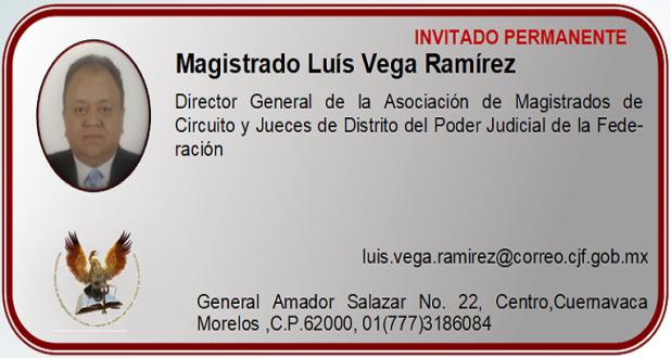 Magistrado Miguel Negrete García